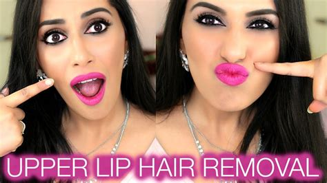 how much to get hair removal for lip diy upper lip hair removal at home himani wright