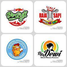 desain logo makanan ringan desain logo makanan unik desain logo makanan ringan