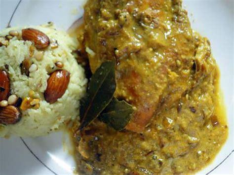cuisiner un faisan facile recette de poulet style mughlai