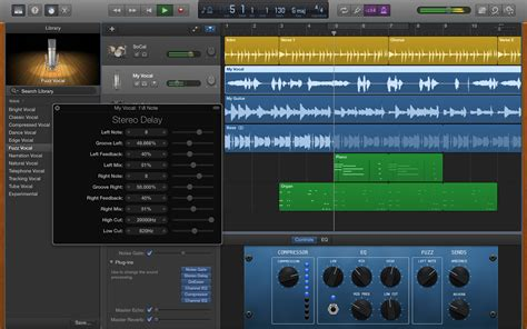 Garageband Yosemite Apple S Os X Yosemite Proves Largely Wrinkle Free For
