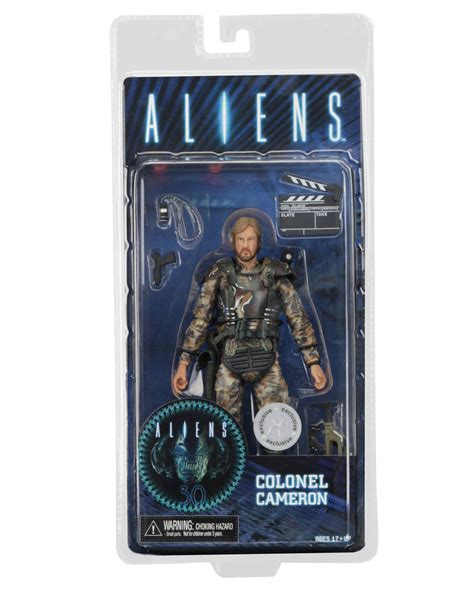 figure packaging packaging images for aliens cameron colonial