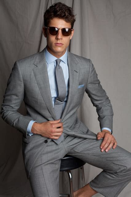 what color shirt with light grey suit grey summer suit s fashion