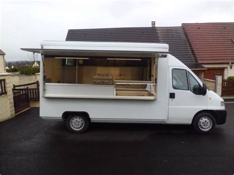 camion cuisine occasion camion magasin snack vasp mitula auto