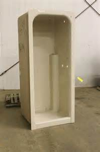 36 Stand Up Shower Lot 1085 Kohler Stand Up Shower Stall