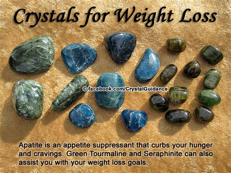Crystal Guidance Blog: Crystal Guidance Tip for Weight Loss