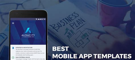 best templates for pages app 9 of the best mobile app templates of 2018 on android ios