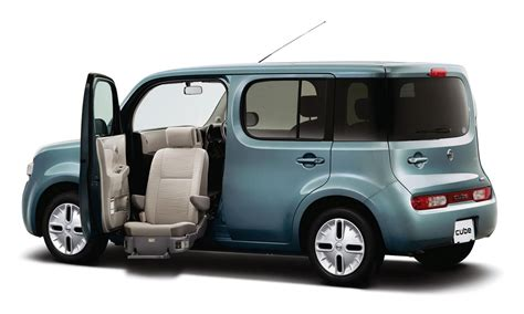 cube cars cars pictures information nissan cube