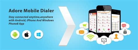 mobile dialer mobile dialer is the most popular application in voip
