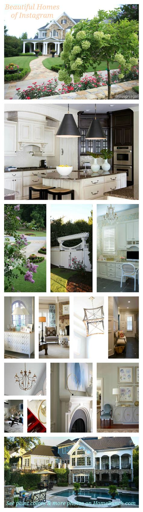 house beautiful instagram beautiful homes of instagram home bunch interior