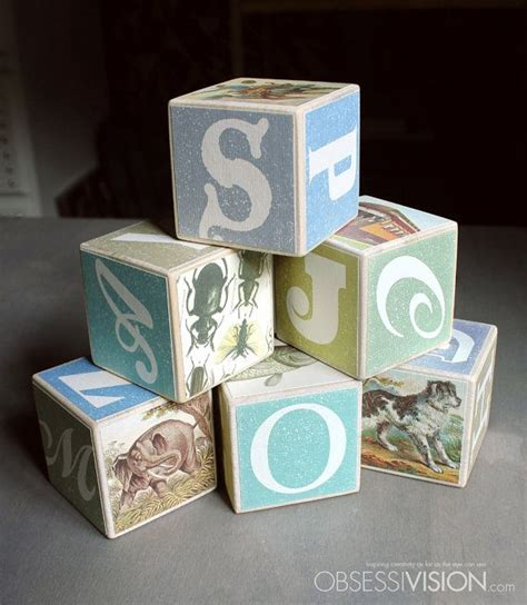 Decoupage Photos On Wood Blocks - 1000 images about decoupage blocks on wood