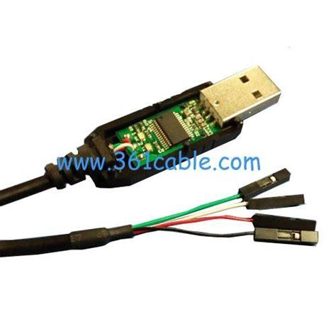Ft232 Usb To Ttl 5v 3 3v ftdi cable usb to ttl 232r 3v3 cable lc ftdi ft232 0
