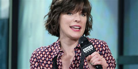 milla jovovich interview 2018 milla jovovich isn t sure about resident evil reboot