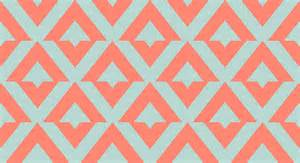 Mint And Coral Colored Wallpaper Rrrrmintcoralchevron brick