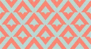 Mint And Coral Colored Wallpaper Rrrrmintcoralchevron brick