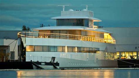 square sailing venus yacht design steve jobs - Boat Shop Jobs
