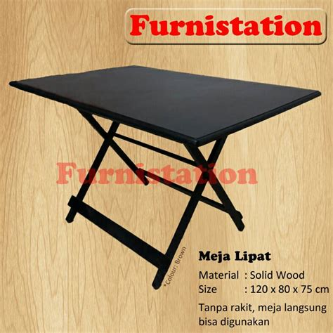 Meja Makan Lipat jual meja lipat kayu meja makan lipat kayu