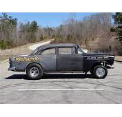 1955 Chevy 150 Gasser Southeast Gassers Prospect  The HA