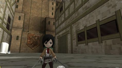 attack on titan free attack on titan tribute mikasa ready for battle