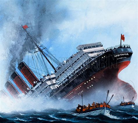 sinking of the lusitania historical articles and illustrations 187 blog archive