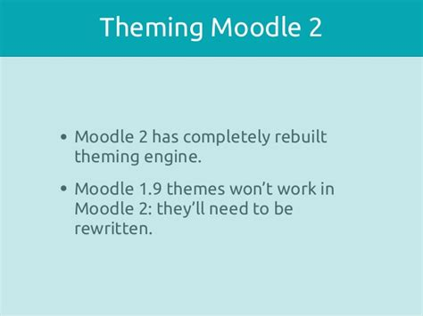 moodle theme engine theming moodle technical