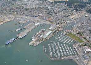bids invited for port of cherbourg dredging