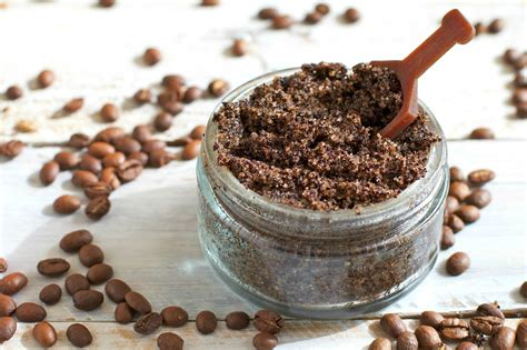 Coffee Scrub diy coffee sugar scrub stokedyogi