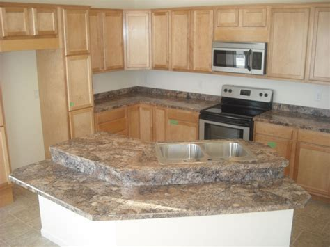 Formica Island Countertops Design And Types Of Kitchen Counter Tops For Your Stylish