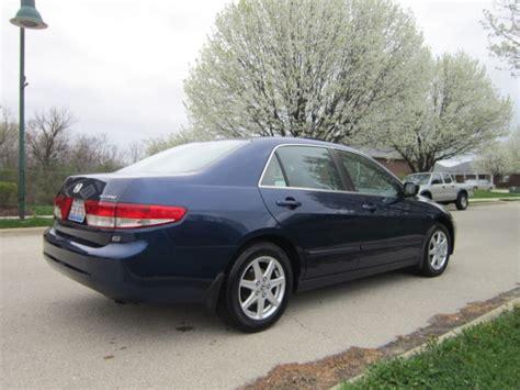 Honda Accord 4 Door by 2003 Honda Accord Ex Sedan 4 Door 3 0l