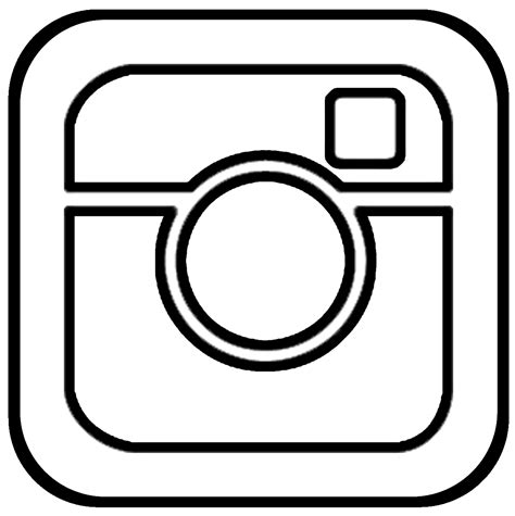 White Instagram Logo Outline by Quotes For Instagram Logo Quotesgram