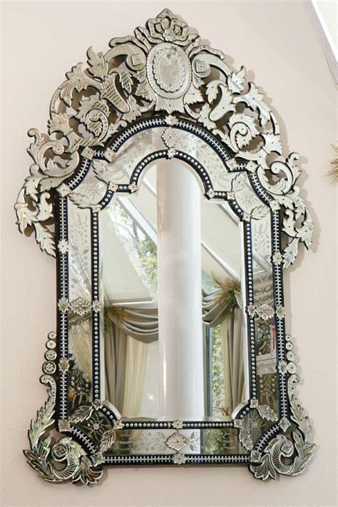 antiker venezianischer glas spiegel wandspiegel design ein venezianischer akzent in ihrem