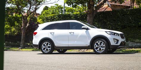 Compare Hyundai Santa Fe And Kia Sorento Hyundai Santa Fe Highlander V Kia Sorento Platinum