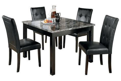 Ashley Dinette Set (Series Name: Maysville)   Furniture To Go