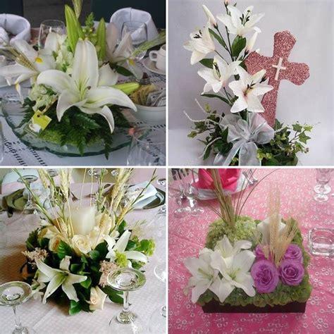 arreglos florales para primera comunion 4 tile majo communion communion