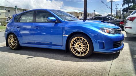 blue subaru hatchback fs 2008 blue sti hatchback i
