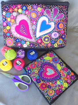 Just Patchwork - i sewing bag and needlecase just patchwork