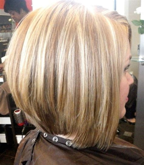 medium length stacked bob hairstyles shoulder length bob hairstyles for women hairjos com
