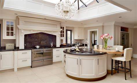 in the kitchen guide to designing a curved kitchen period living