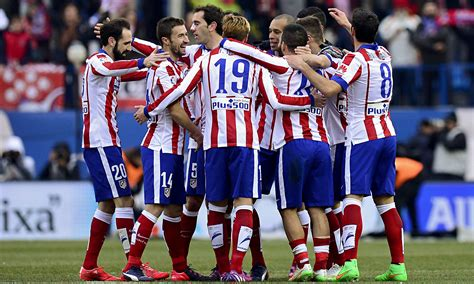 atletico madrid atl 233 tico s deserved 4 0 win over real madrid is one for
