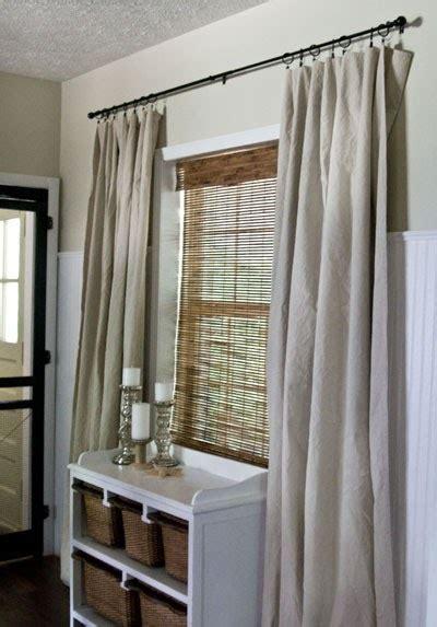 drapes and drops little inspirations drop cloth drapes