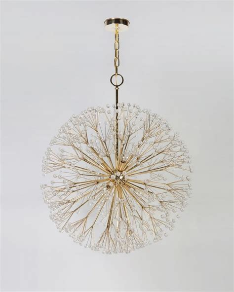 Dandelion Pendant Light Dandelion Chandelier Things Light Fixtures Vintage Lighting And Weight Loss