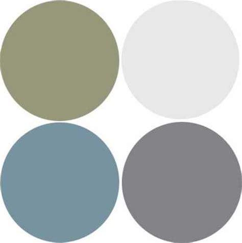 grey blue paint colors modern interior design 9 decor and paint color schemes