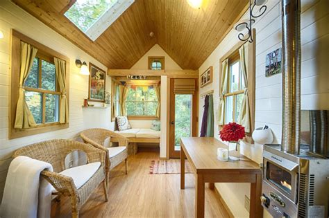 tiny house living for big rewards