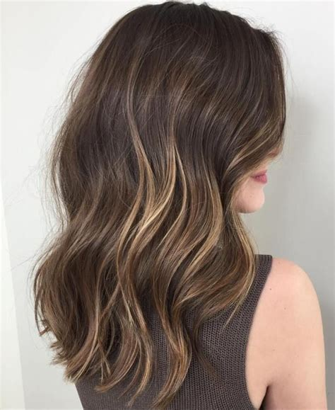 hairstyles with partial highlights 20 jaw dropping partial balayage hairstyles subtle