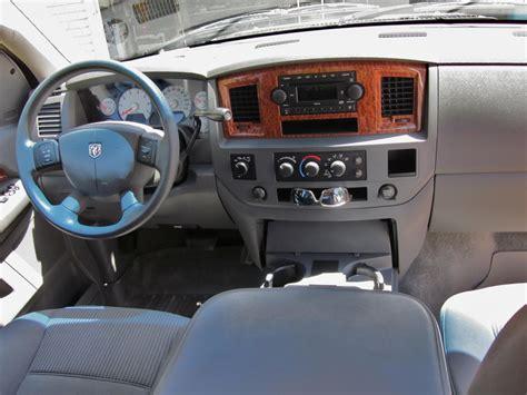 2006 Dodge Ram 1500 Interior by 2006 Dodge Ram 1500 Interior Pictures Cargurus