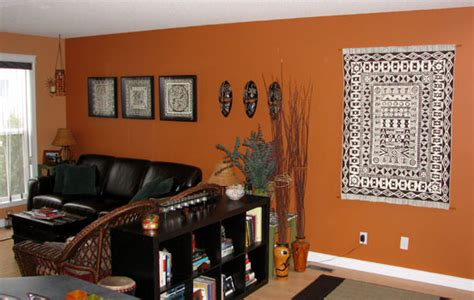 african inspired living room african inspired the mentor s waiting room