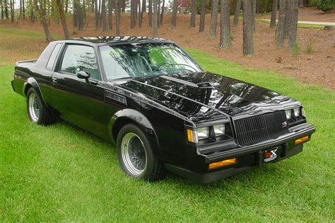 1987 Buick Gnx 1987 Buick Gnx 2 Door Hardtop 88928
