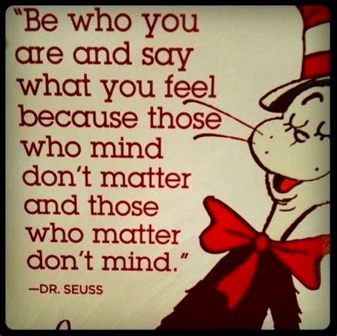 wisdom from dr seuss | inspiring quotes | simple life