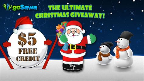 Free Christmas Giveaways 2012 - igrab me christmas giveaway 2012 everyday deals