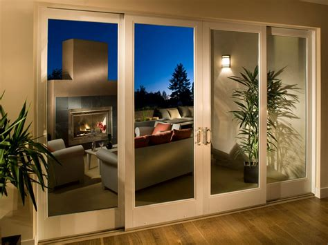 Patio Door Sliding Panels Patio Door 3 Panel Sliding Glass Patio Doors