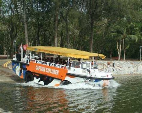 duck boat tours singapore singapore captain explorer dukw pronounced duck tours